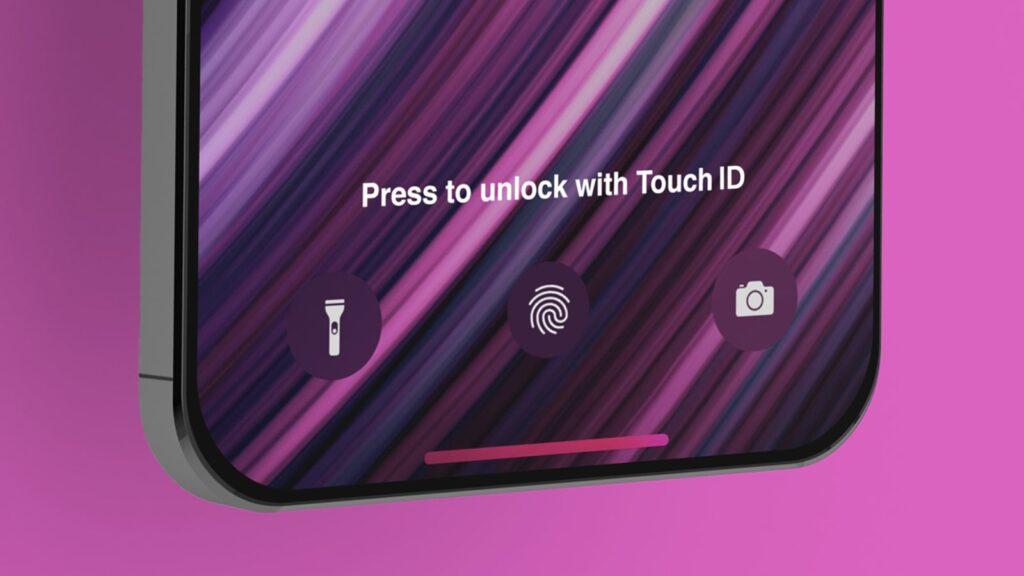 iPhone 13 sarà senza Touch ID sotto al display