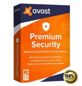 AVAST Premium Security – Mr Key Shop