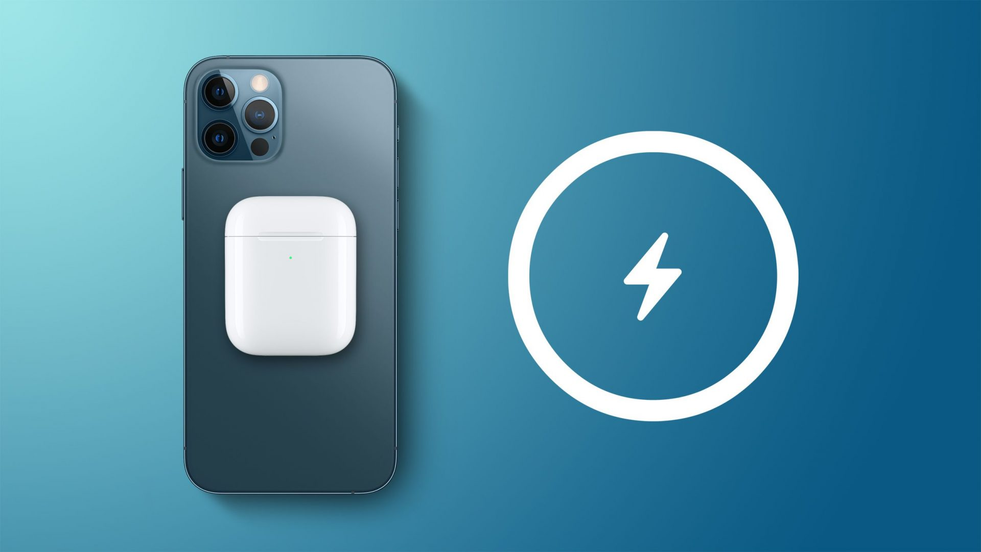 iPhone 13: bobina più grande per la ricarica wireless inversa