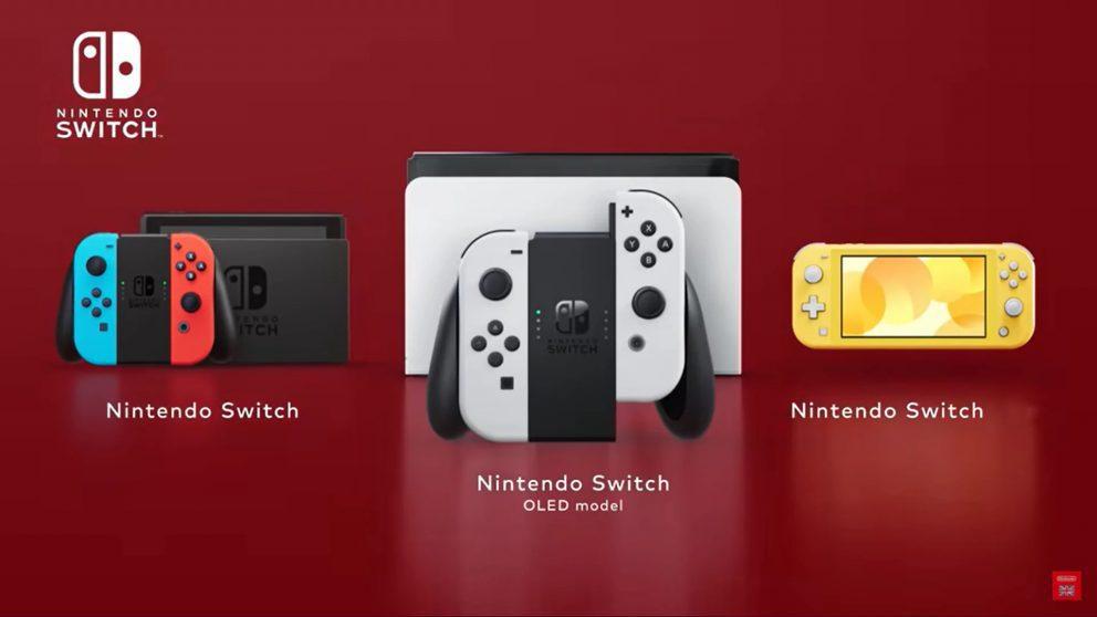 Nintendo Switch OLED è ufficiale ma non è il modello Pro che tutti si aspettavano