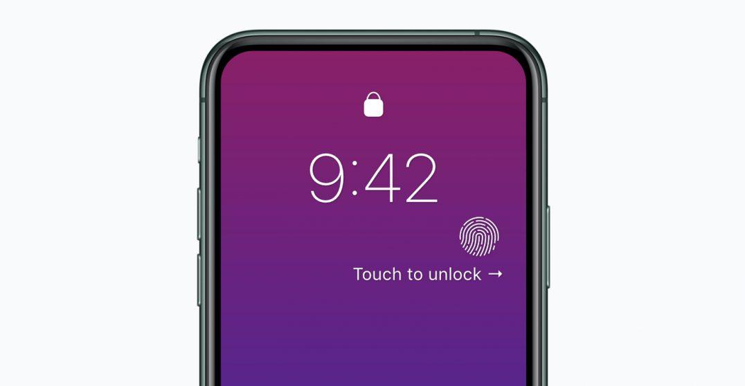 iPhone 13: nuove conferme sulla bocciatura del Touch ID sotto il display
