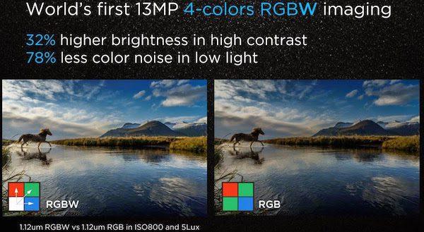 Samsung Galaxy S22: il sensore principale da 50 MP sarà di tipo RGBW