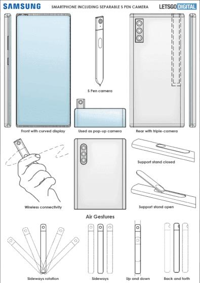 Samsung Galaxy Note 22 ultra con S pen wifi