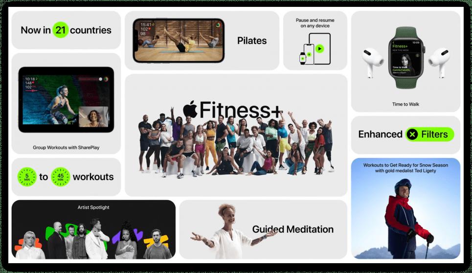 Apple Fitness+ arriva anche in Italia: il debutto verso fine anno