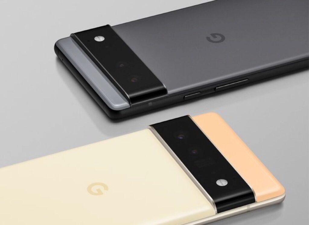 Google Pixel 6 Pro appare dal vivo in un video leaked