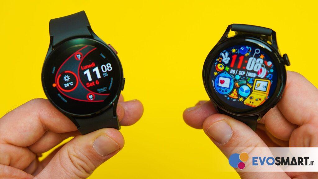 Huawei Watch 3 vs Samsung Galaxy Watch 4