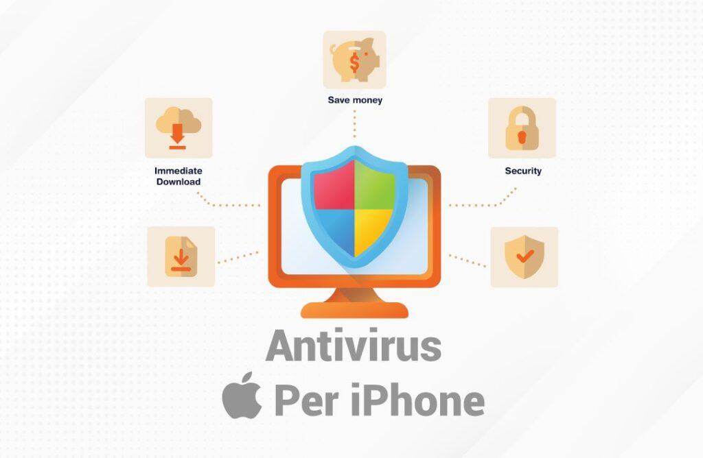 Migliori antivirus per iPhone
