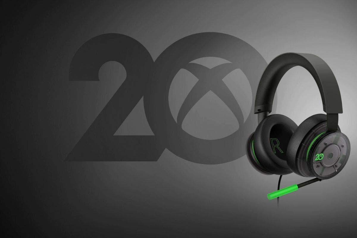 20 anni di XBOX