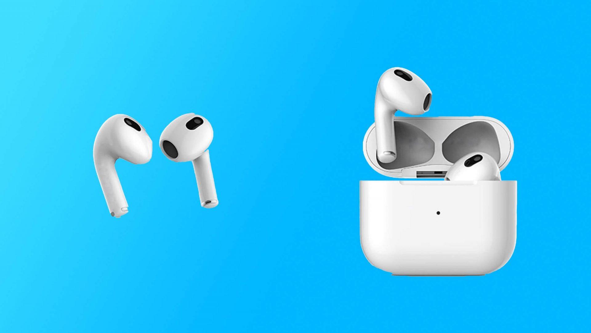 AirPods 3: Apple potrebbe presentarle il 18 Ottobre insieme ai nuovi MacBook Pro