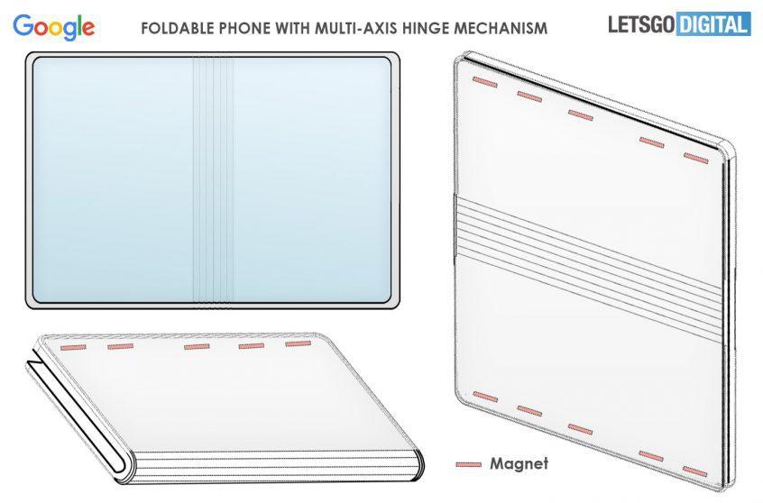 "Google Pixel Fold prende ""vita"" nei render 3D di Waqar Khan"