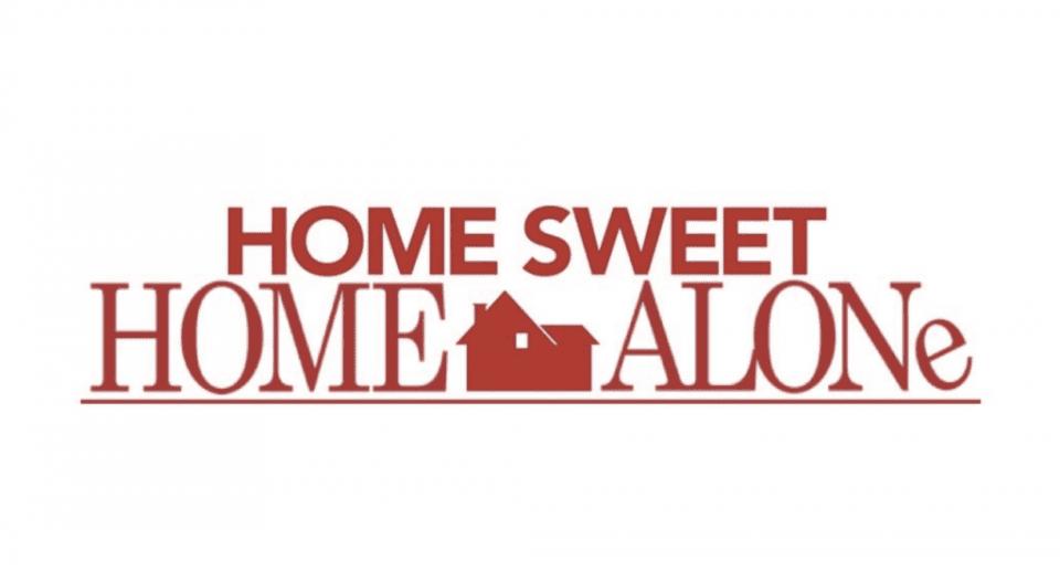 Home sweet home Alone